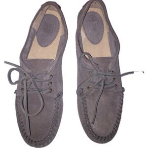 Frye Alex Oxford 10M leather shoes
